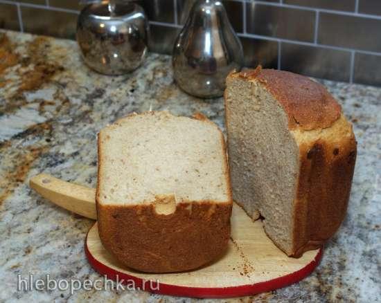 Горчичный хлеб (хлебопечка)