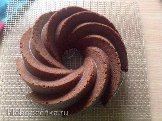Кекс Нежность шоколадная