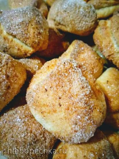Печенье от Наины Ельциной (творожное)