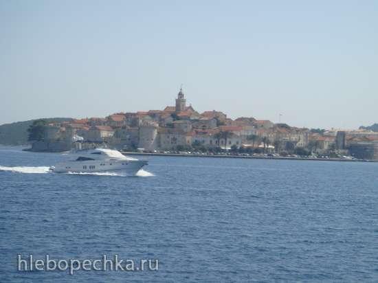 Недавно гостила в чудесной стране Хорватия