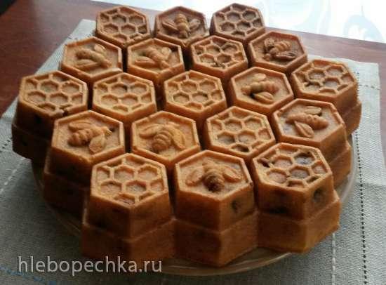 Творожные кексы с изюмом в «Гирлянде»