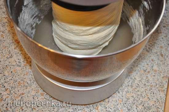 Закваска на мясном бульоне для азиатских лепешек (мастер-класс)