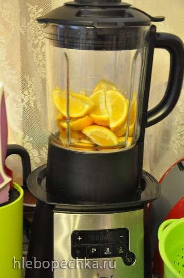 Лимонный крем или Lemon curd в мультиблендере Profi Cook PC-MCM1024