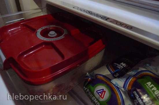 Вакуумные  контейнеры, овощерезки, терки Status (CП, Россия)
