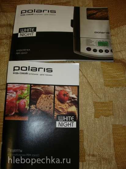 Хлебопечка Polaris PBM 1501D (отзывы и обсуждение)