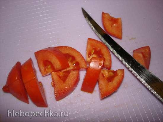 Лечо-салат «Проще не бывает» (заготовка на зиму в скороварке Polaris 0305)