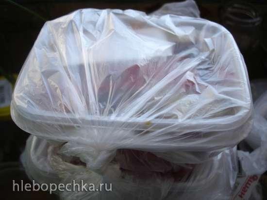 Салат «Осеннее трио» из печёных овощей (круглый год)