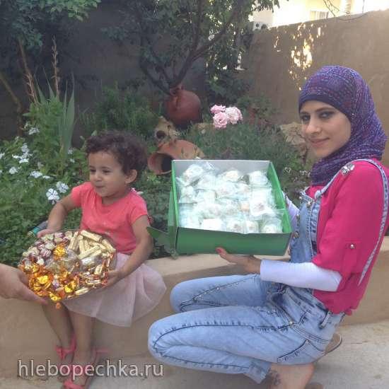 Мамуль - ливанская сладость любви!