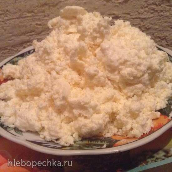 Хлеувэ Жэбэн или сырная халва (ливанский вариант) летне-зимняя сладость (мастер-класс)