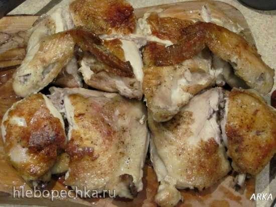 Чкмерули (цыплёнок по-чкмерски)