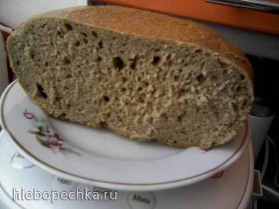 Самый простой способ выведения закваски для хлеба