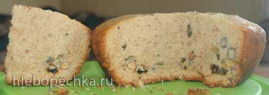 Английский кекс (мультиварка Cuckoo 1055)