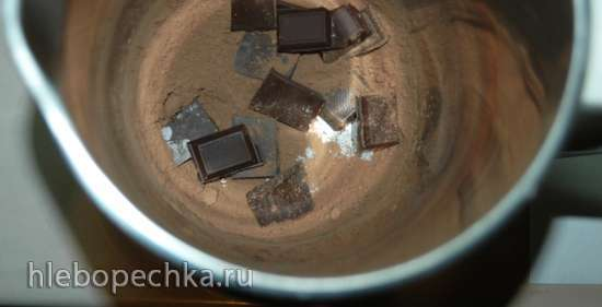 Какао в soy milk maker (Joyoung DJ13B-D18D-new)