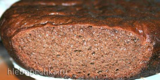 Домашний ржаной хлеб в мультиварке Cuckoo