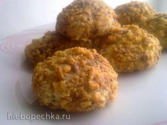 Печенье «Ореховое наслаждение»