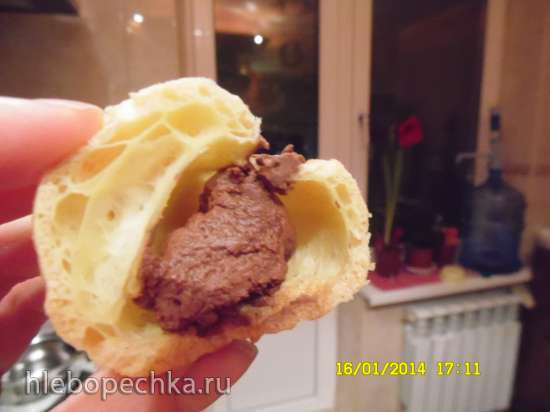 Крем «Шантильи» (молекулярная кухня Эрве Тис)