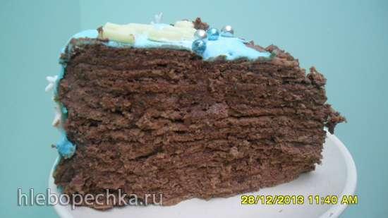 Торт «Трюфель» (Truffle Cake)