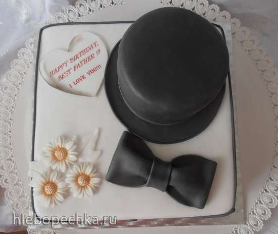 Шляпы, перчатки (торты)