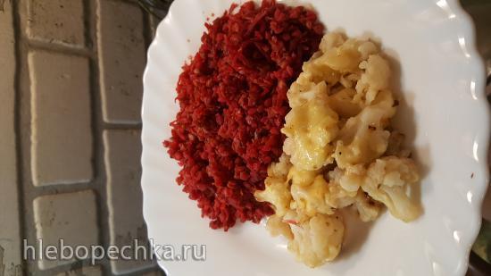 Гречка с овощами «Красная горка»