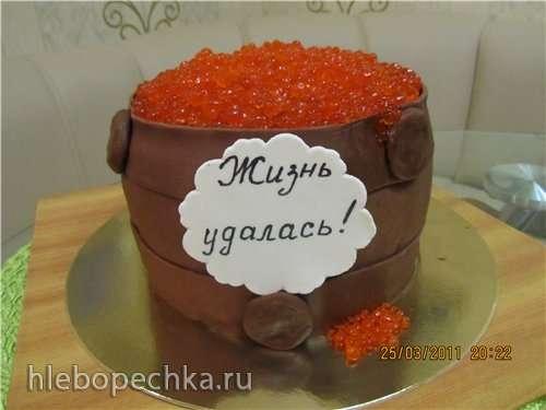 ЛЕКА. Галерея тортов.