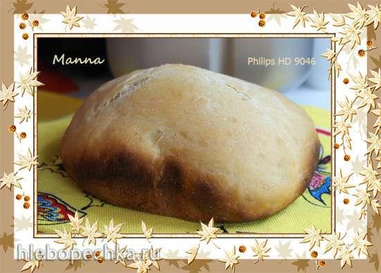 Philips HD9046. Пшеничный хлеб на йогурте