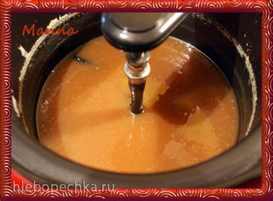 Сливочно-карамельное сгущенное молоко (мультиварка KitchenAid)