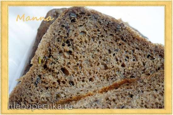Льняные хлебцы (в сэндвичнице)
