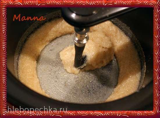 Кокосовые бурфи (мультиварка KitchenAid)