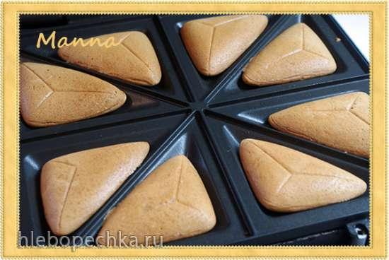 Шоколадное печенье (без яиц)