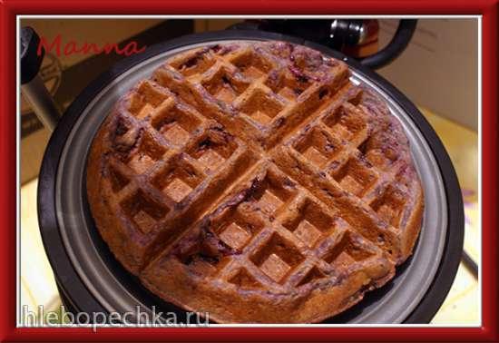 Вафли Барм Брэк (вафельница KitchenAid Artisan)