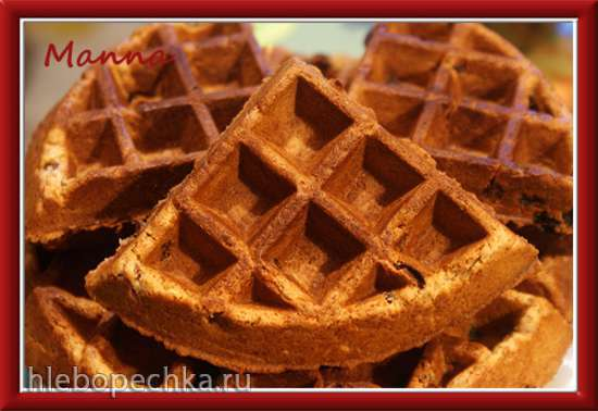 Вафельница KitchenAid Artisan (для мягких вафель)