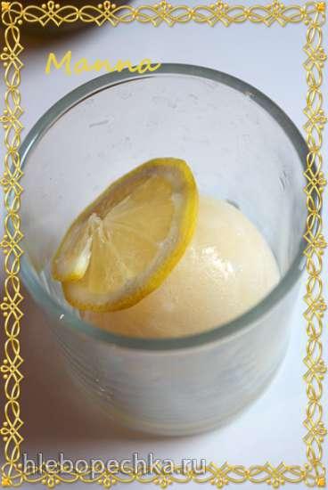 Мятный тархун с лимонной дыней