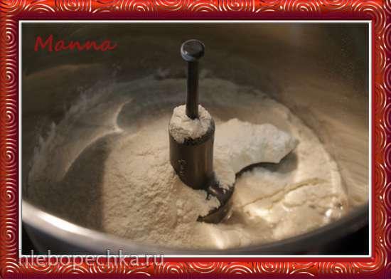 Маньтоу с секретом в кухонном процессоре KitchenAid Artisan