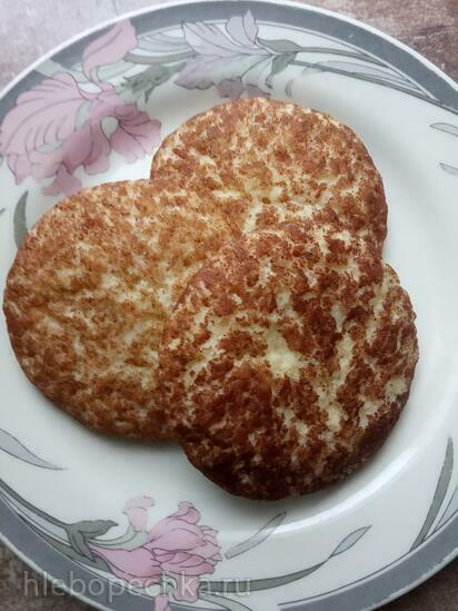 Печенье «Сникердудль» (+видео)