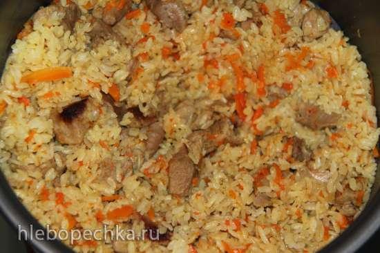 Как приготовить правильный рис в мультиварке (мастер-класс)