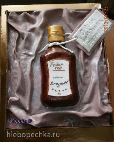 Шкатулки, подарки, коробки, банки, бутылки и пр. (торты)