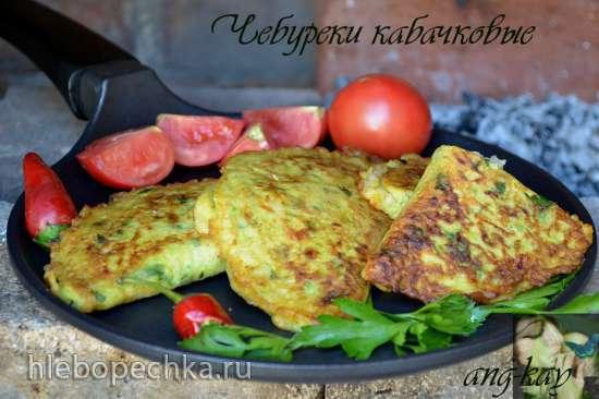Равиоли с бататом и ореховым соусом с тимьяном
