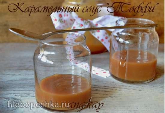 Карамельный соус Тоффи
