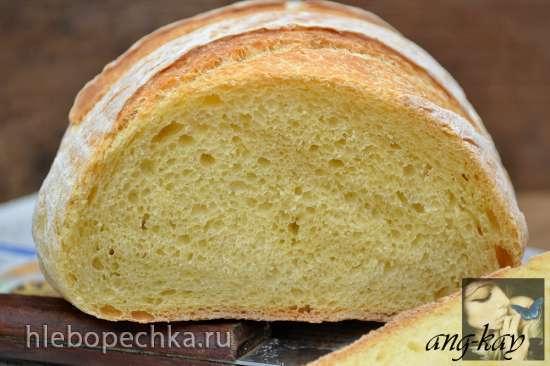Хлеб тыквенный солнечный дрожжевой