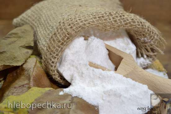 Мука рисовая в домашних условиях