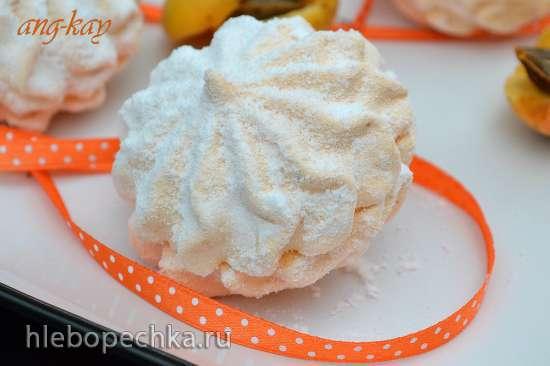 Зефир абрикосовый