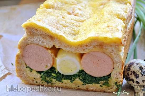 Сэндвич-пирог
