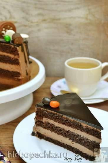"Торт шоколадный ""Моя Прага"""