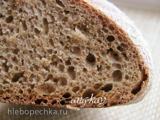 Хлеб с тмином и кориандром