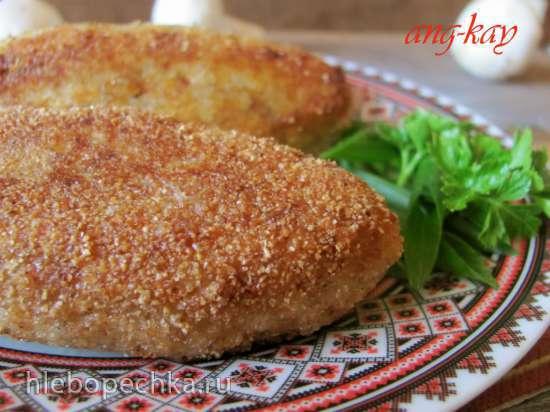 Форель с картошкой в духовке рецепт с фото со сливками и