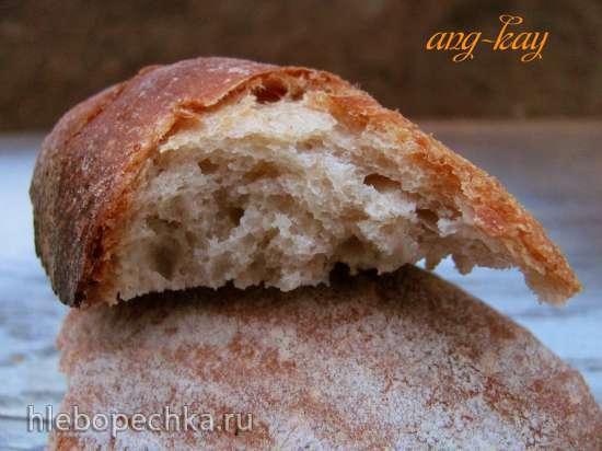Хлеб пшеничный со сливовой наливкой