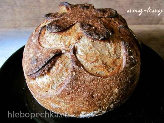 Хлеб пшенично-ржаной заварной