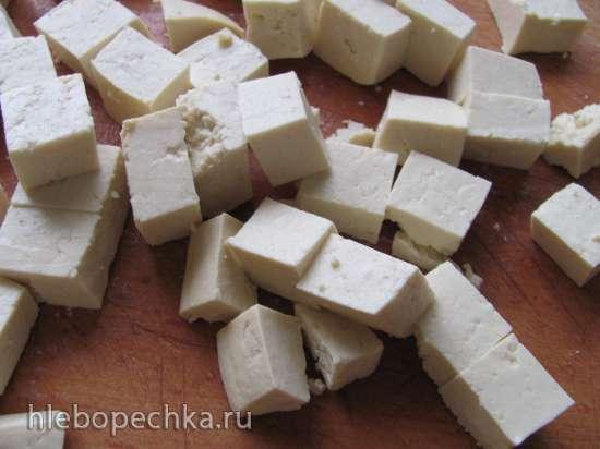 Маринованный тофу
