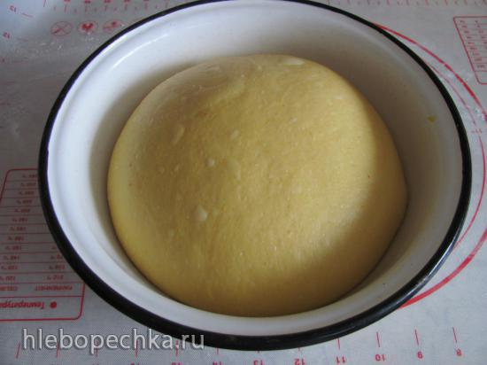 Тыквенные постные пирожки