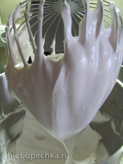 Зефир с желе и агаром